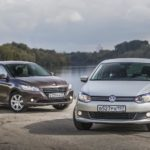 VW POLO SEDAN PEUGEOT 301