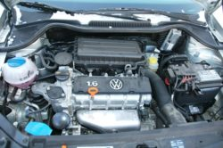 Стук в двигателе polo sedan