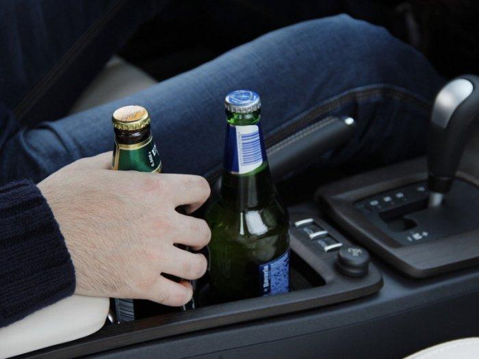 Влияние алкоголя на водителя