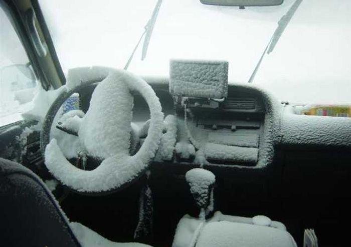 Подготавливаем автомобиль к зиме