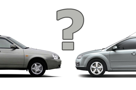 Какой выбрать автомобиль