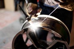 Ремонт колесных дисков - методы