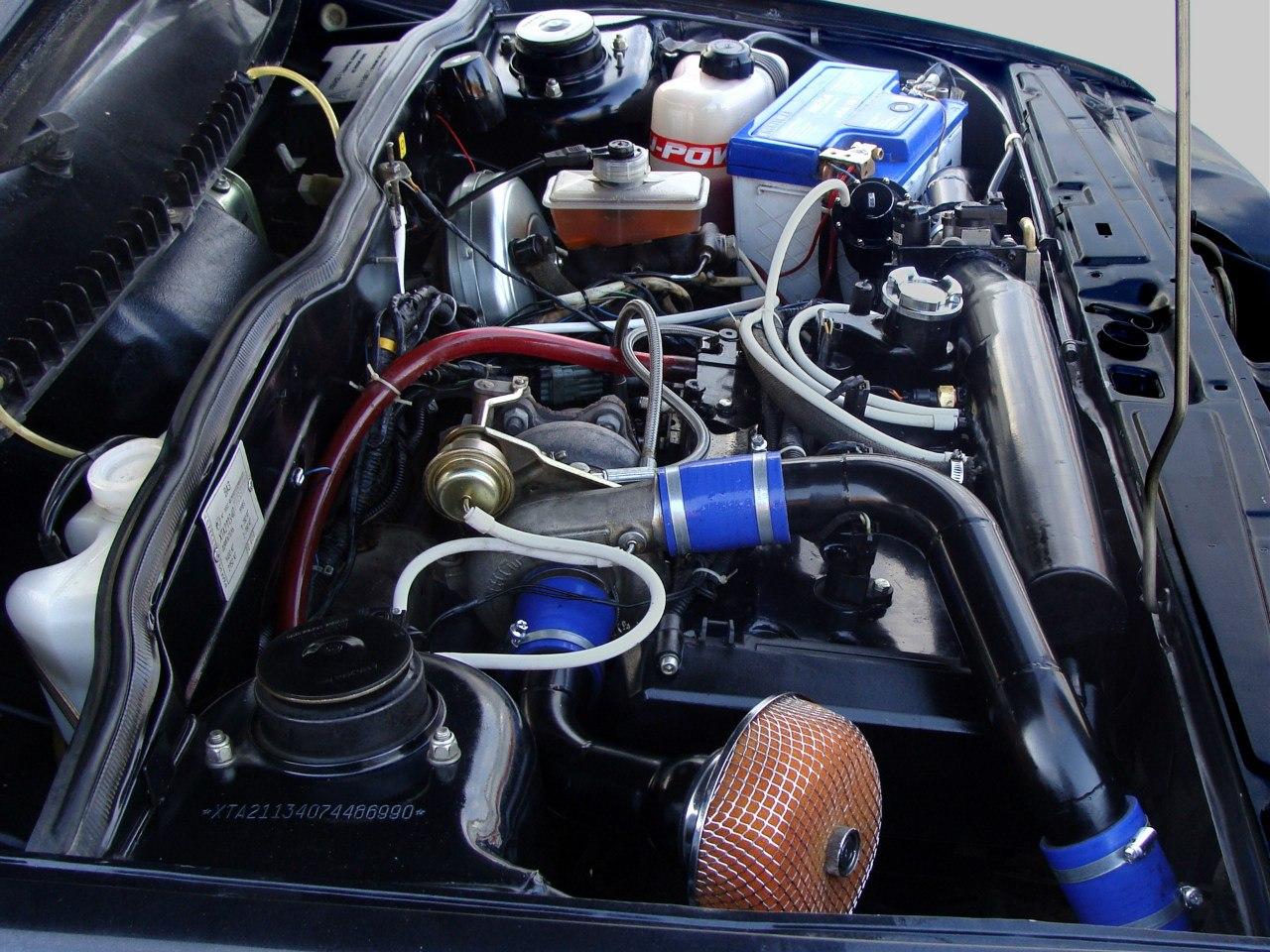 Как улучшить технические характеристики автомобиля