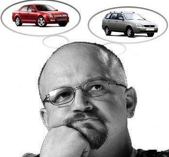 иномарка или отечественный автомобиль