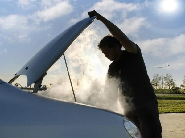 причины перегрева дизельного двигателя
