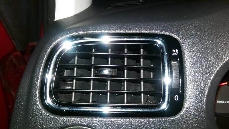 Особенности устройства системы вентиляции Polo седан
