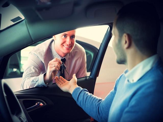 Как взять машину на прокат
