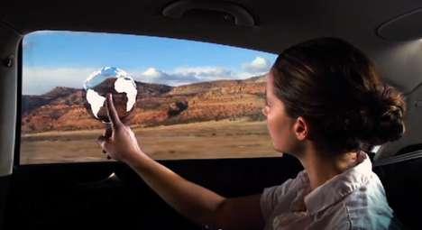 видеостекла от GM