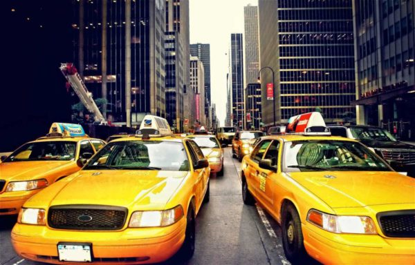 Меняем авто на такси