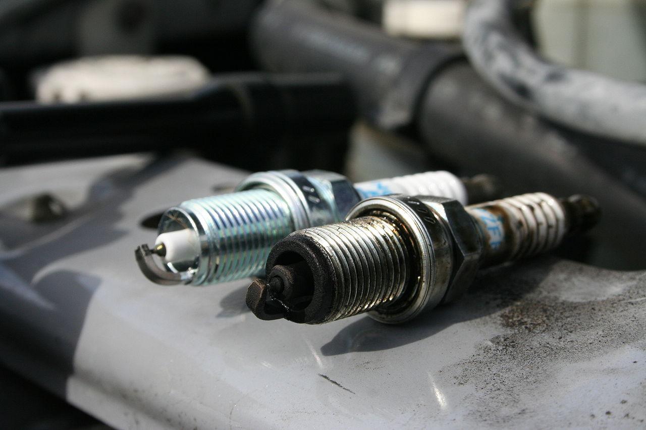 состояния двигателя по внешнему виду свечей зажигания