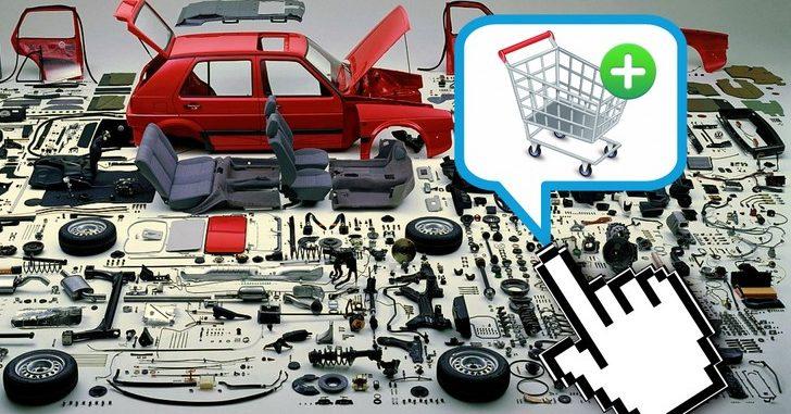 Преимущества заказа автозапчастей через интернет