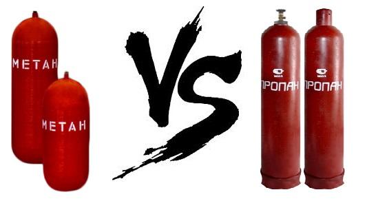 Выбор ГБО: пропан-бутан или метан?